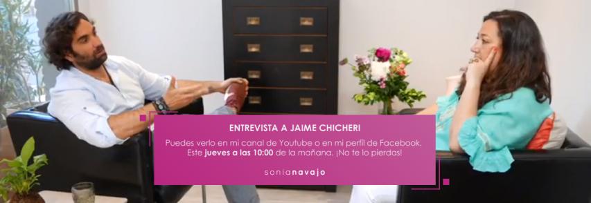 Entrevista a Jaime Chicheri